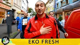 EKO FRESH HALT DIE FRESSE 04 NR. 157 (OFFICIAL HD VERSION AGGROTV)