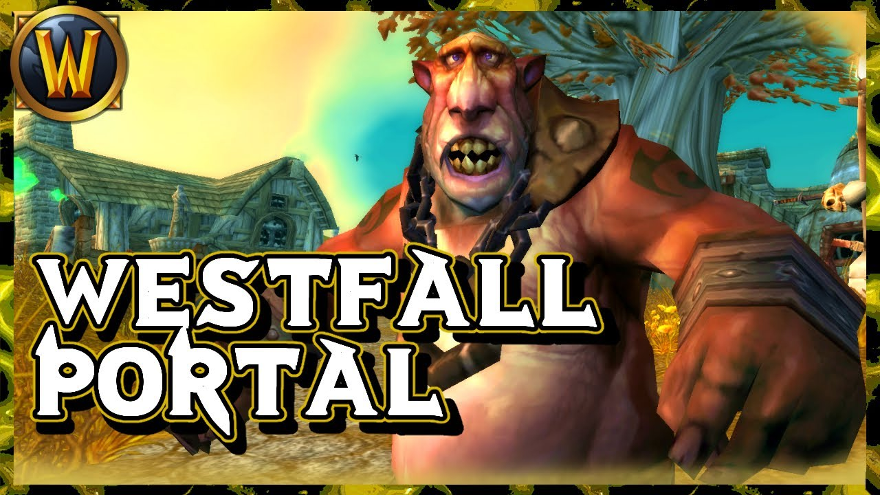 🦜 How to Unlock the Portal to Westfall: Pet Dungeon Guide 🦜   World of Warcraft 9.0
