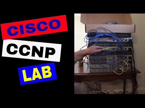 Building A CCNP Study Lab, Getting Equipment And Books