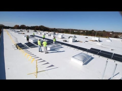 Coal to Solar Transforming Our Manufacturing Facility