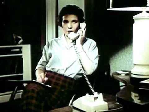 Owen Murphy Lady calls Information - New York Telephone Standard Recording Voice