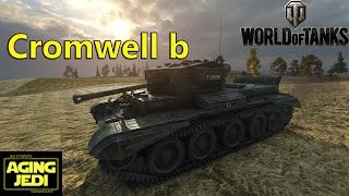 Cromwell B: Passive Scout & Clean Up - World of Tanks