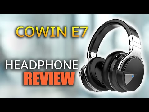 Cowin E7 Wireless Headphone Review | Are The Reviews True??