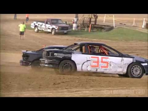 6.17.17 | UMP Hornets Heats & Feature | Charleston Speedway