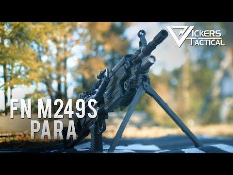 FN M249S PARA