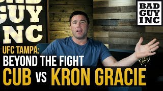 Did pulling guard cost Kron Gracie the fight?