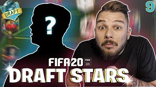 ΤΙ CHEAP BEAST ΕΙΝΑΙ ΑΥΤΟ?! 🤑 | DRAFT STARS #9 | FIFA 20 GREEK ULTIMATE TEAM DRAFT