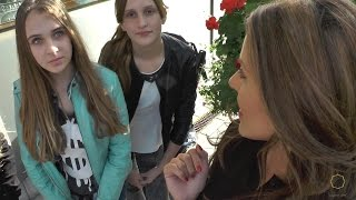 ♥ VLOG #15 - Meeting met abonnees + interview Thumbnail