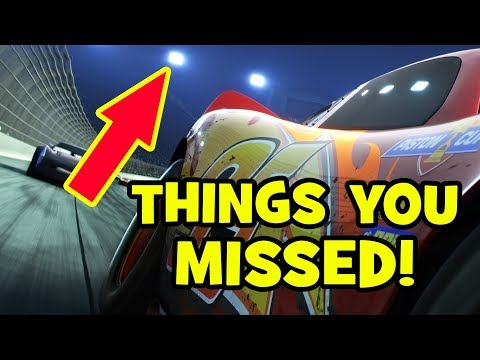 Thumbnail: Cars 3 Trailer EASTER EGGS, Pixar Theory & Things You Missed