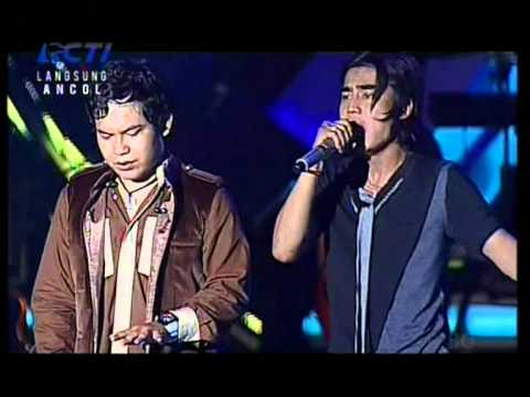 Perform Wali feat Charly ST12, Ultah Jakarta ke 484 di ancol (Courtesy RCTI)