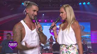 Roman el Original en vivo en Pasion especial Domingo 17 2 2019