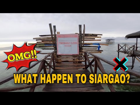 Siargao Update [ Cloud 9 ] Surfing Capital of the Philippines | Don Ruaya