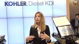 Lombardini reçoit le prix Diesel of the Year à Intermat