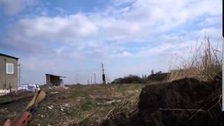 Война видео Украина Донбас  АТО Бой в Никишино Война   Warfarecomua   YouTube