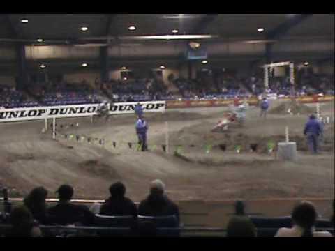 Calsonic Arena-motocross Robbie Horton 355