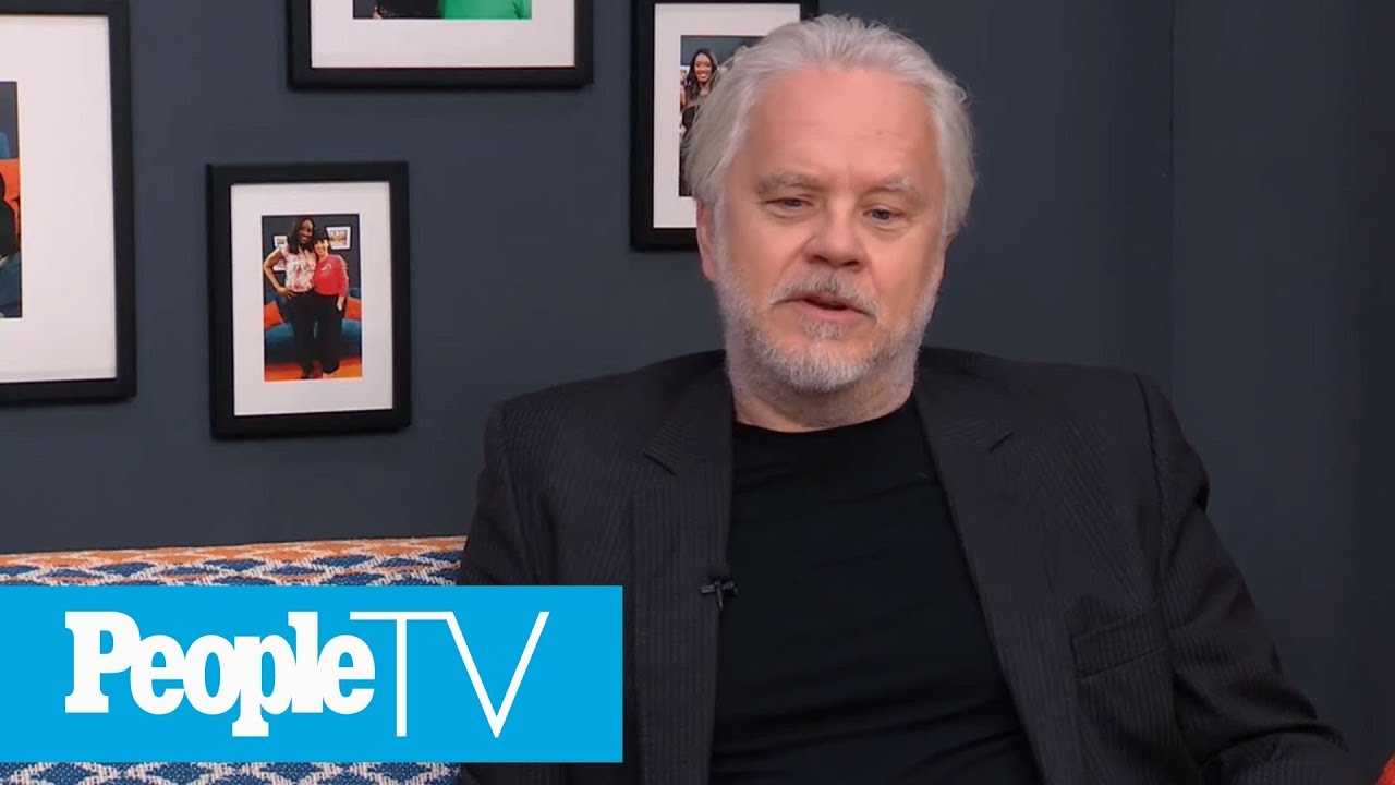 Tim Robbins Has Gotten Better At 'Letting It Go' When Leaving Set | PeopleTV