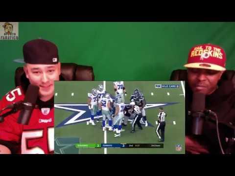 Seahawks vs Cowboys | Reaction | NFC Wild Card Game Highlights