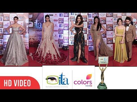ITA Awards 2017 | Jennifer Winget, Mouni Roy, Adaa Khan, Helly Shah, Nakuul, Arjun Bijlani, Vivian