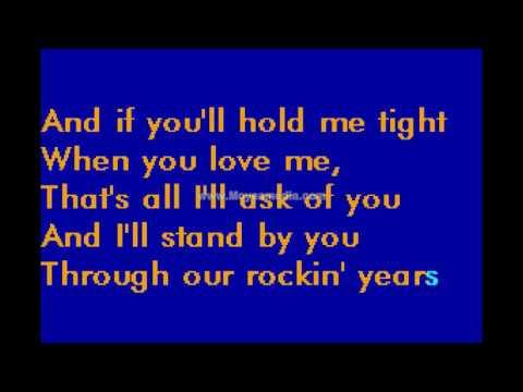 Dolly Parton  Ricky Van Shelton   Rockin Years MH HD Karaoke PK02483