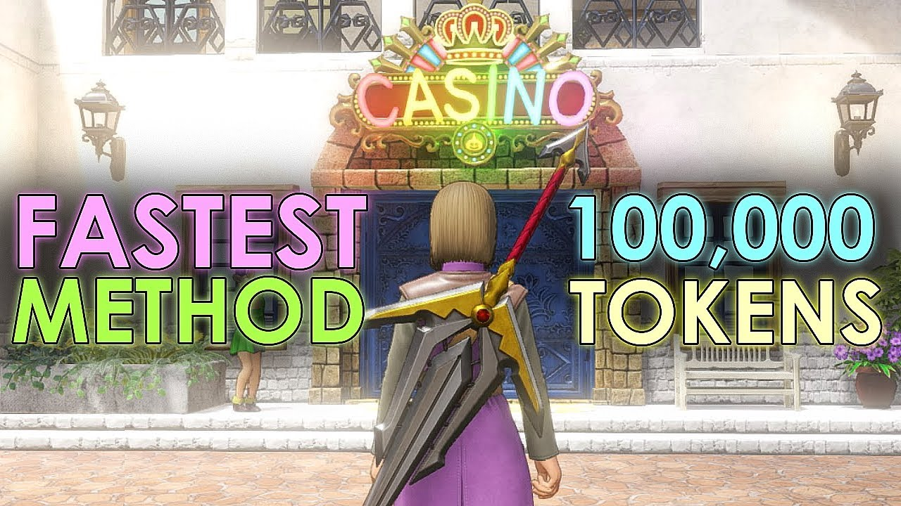 Dragon Quest 11 Casino Guide