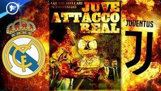 Le Ballon d'Or déclenche une guerre entre le Real Madrid et la Juventus | Revue de presse