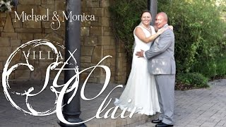 Villa St Clair - Distinctive Weddings - Austin Wedding Day Style