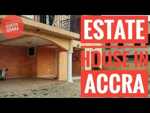 6 Bedroom House In Accra, East Legon For Sale
