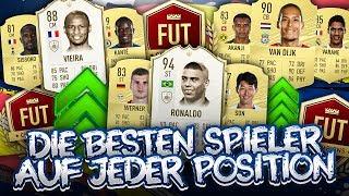 FIFA 20: Die 3 besten Spieler auf jeder Position (Günstig,Mittel,Teuer)  🔥