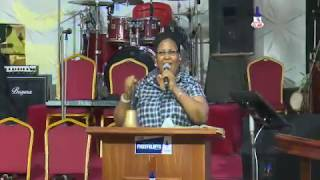 WEDNESDAY REVIVAL SERVICE (OUR MONTH OF GLORY RESTORATION; JOHN 2:11) (