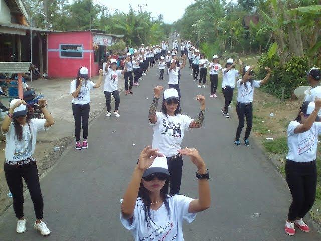 Karnaval Grebeg Suro Tulungrejo Wates Blitar
