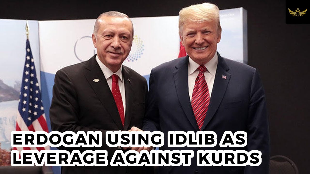 Erdogan hints at using Idlib as leverage against the Kurds in Syria
