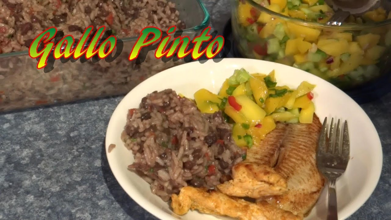 Traditional costa rican food recipes - Cuisine r evolution recipes ...