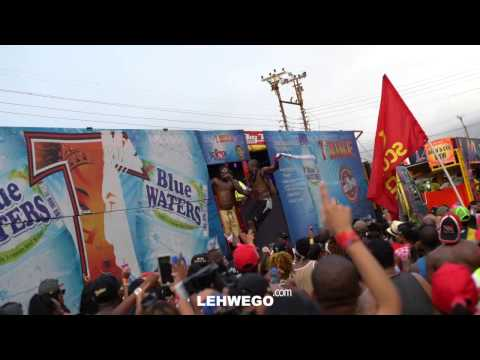 Trinidad Carnival Monday with Tribe 2017