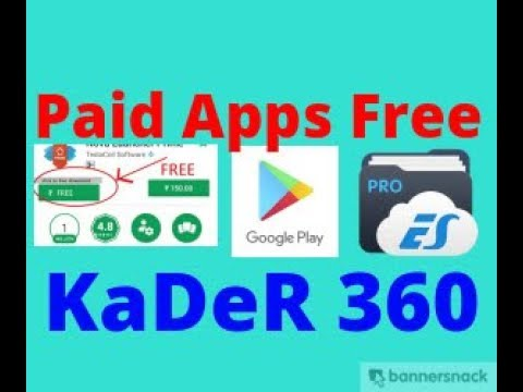 how to get paid apps for free on play store