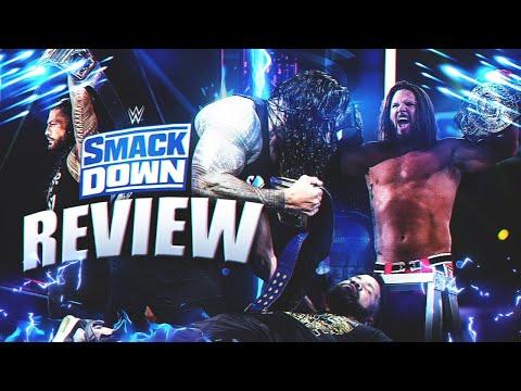 WWE Smackdown 25 Septiembre 2020 REVIEW | Falbak