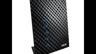 Обновление прошивки, настройка Интернет и Wi-Fi на Asus RT-N14U(http://pk-help.com/network/asus-rt-n14u - Настройка Asus RT-N14U http://youtu.be/yETCNIoTP7Y - 2 часть ASUS RT-N14U + USB флешка., 2014-03-04T18:28:59.000Z)