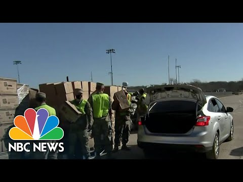 Board Members Of ERCOT Resign Amid Texas Crisis | NBC Nightly News