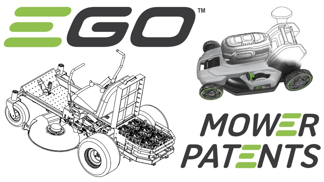 Best Riding Mowers 2021 EGO Riding Zero Turn and Robotic Mower Patents   New Tools Coming
