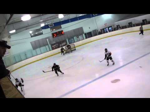 Palm Beach Blackhawks Travel Bantam AA 01 vs GC FlamesDec 20 2014