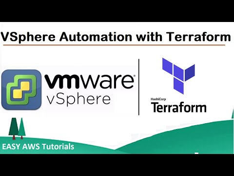 Infrastructure as Code for VMware with Terraform [Hindi]