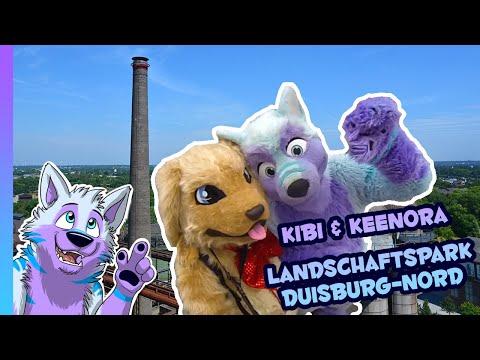 KIBI & Keenora - Landschaftspark Duisburg-Nord, Germany, 2015