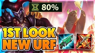 *NEW URF* 9 MINUTE ELDER URF DRAGON - BunnyFuFuu Full Gameplay