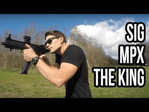 SIG SAUER MPX Rifle Review