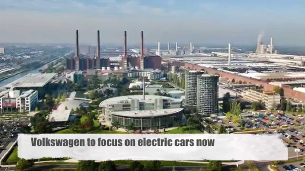 Volkswagen spends billions more on electric cars in search for mass market