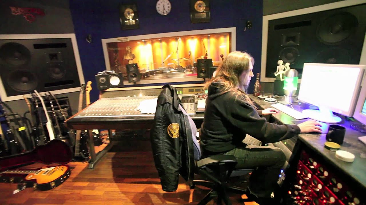 SABATON — Carolus Rex Studio Session #3 (OFFICIAL BEHIND THE SCENES)
