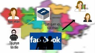 Cảnh giác tội phạm buôn người bằng cách tiếp cận nạn nhân qua mạng xã hội   Cảnh báo 141