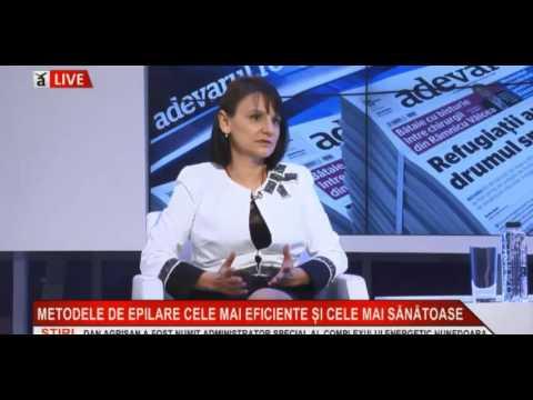 Dermatolog Viviana Iordache - epilare cu laser - Adevarul Live