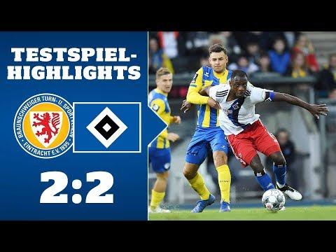 🎥 Wood und Dudziak treffen: HSV holt spätes Remis in Braunschweig