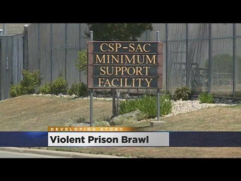 Inmate Shot After California State Prison Stabbing