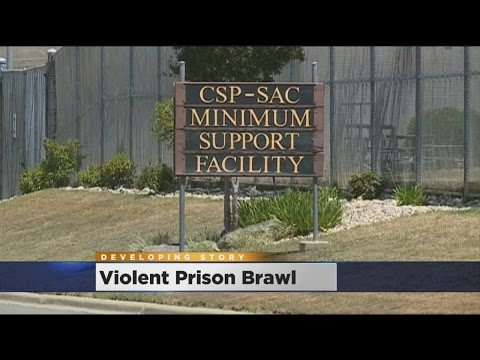 Inmate Shot After California State Prison Stabbing